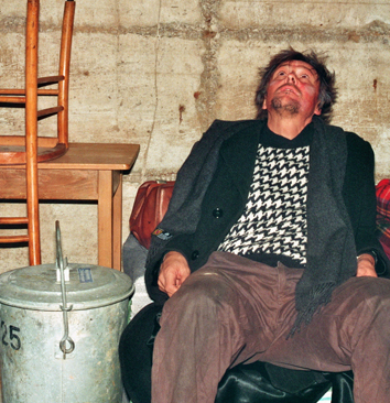 Der Einfluss des Alkoholismus auf das Gehirn